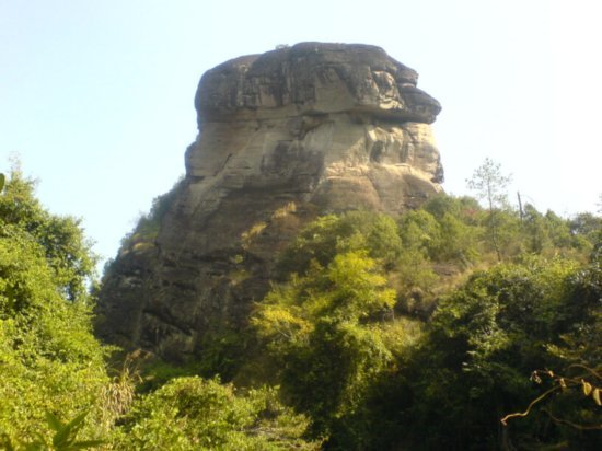 Wuyi Shan Day One 18