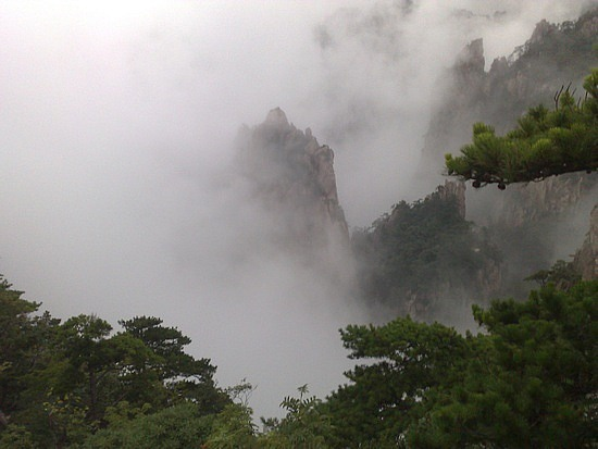 Tranquil & Unearthly Huangshan