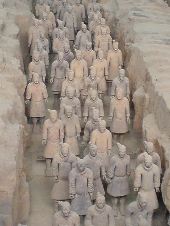 Army Of The Terracotta Warriors (3)