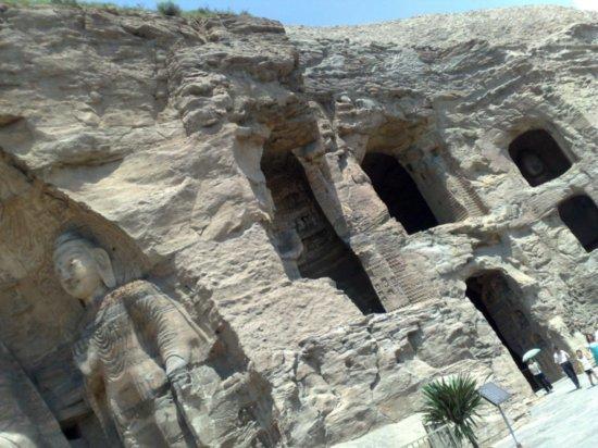 7-Yungang Grottoes Datong