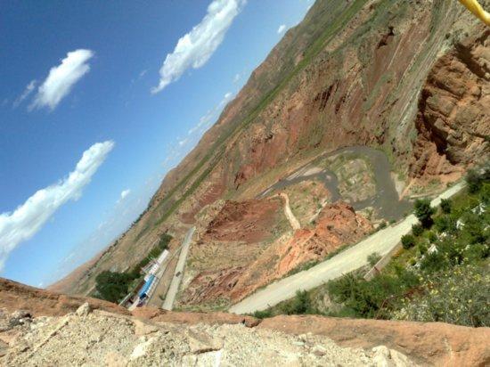 5-Xumi Shan Grottoes