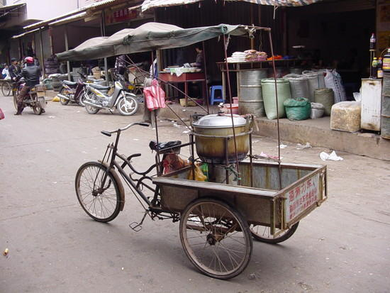 Mengla Market Village N Walk (6)