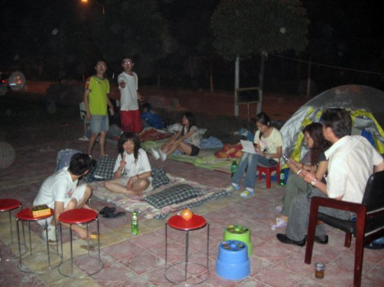 Deyang Tent City 06