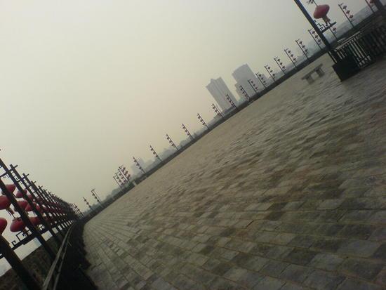 Nanjing - Zhongshan City Gate (2)
