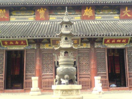 Suzhou - Xiyuan Si 2