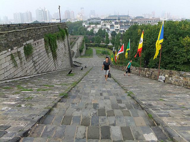 The Zhonghua City Gate Adventure