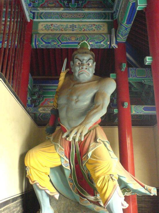 The Shaolin Monastery N Song Shan (15)