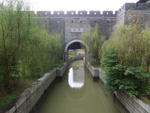 ChuZhou City Wall Ride Adventures