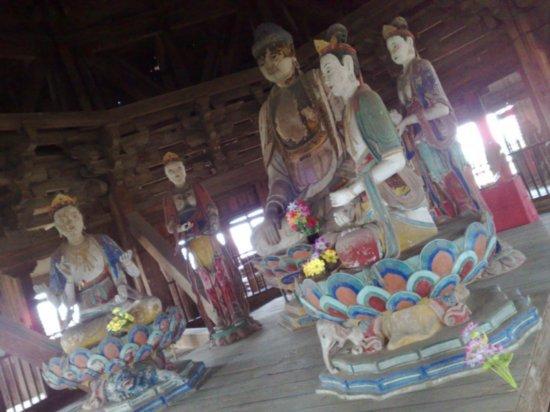 21-Hanging Monastery & Mu Ta Pagoda