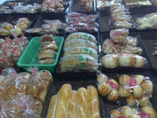 Bakery Snax