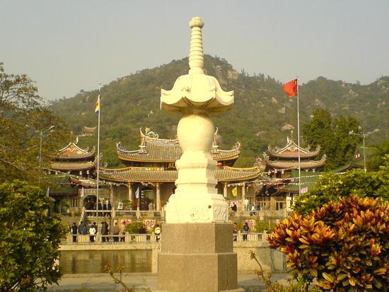 Taiwan Boat N Nanputo Temple (8)