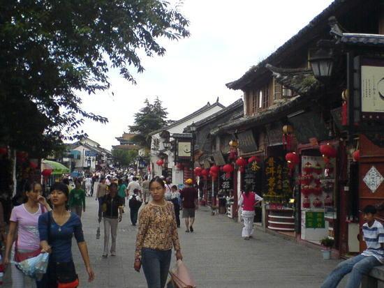 Dali Old Town Walk (2)