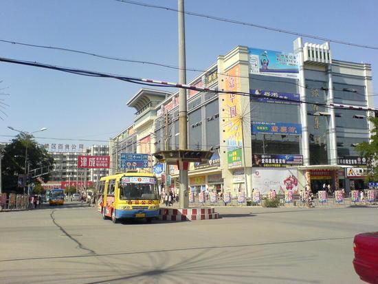 Baiyin Mappin The Town (22)