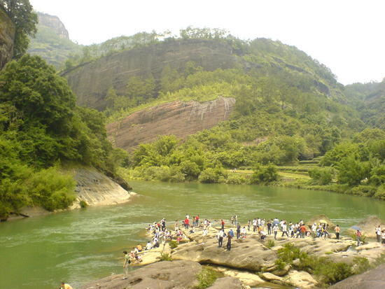 06 - 16 June 2007 - Wuyi Shan Day 1 (5)