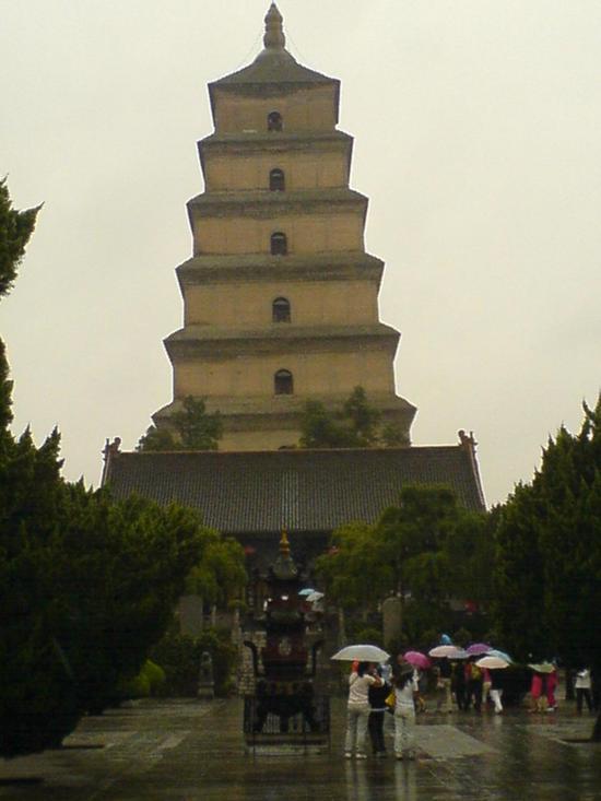 Big Goose Pagoda & City Square (10)