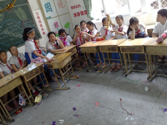 Childrens Day Classroom Fun