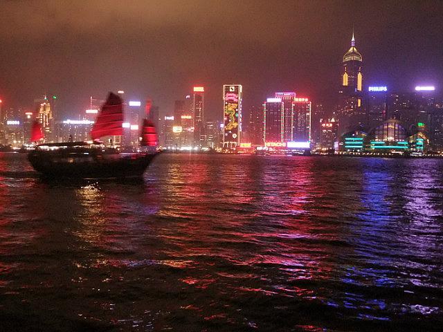Hong Kong & The Run Down