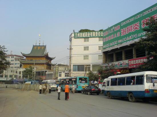 Lanzhou City Walk (11)