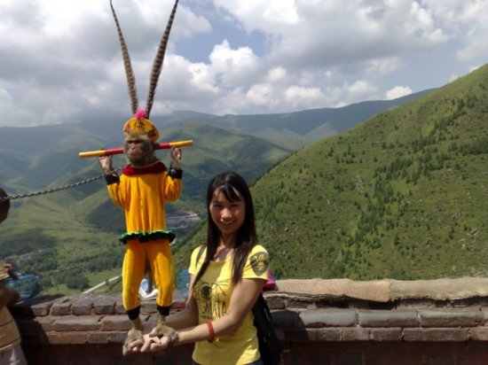 9-Wutai Shan Temple Adventure