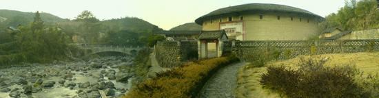 The Zhenfu Hakka Earth Building (2)