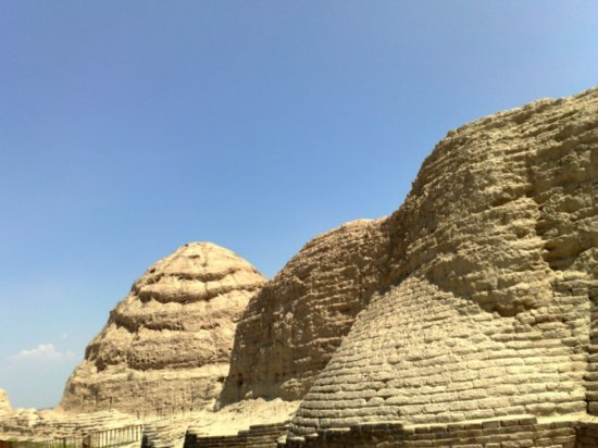 14-Western Xia Tombs No 3