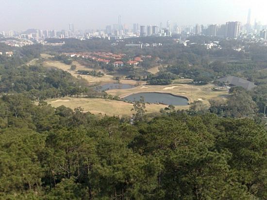 The Beautiful North Eastern Greens of Guangzhou Ci