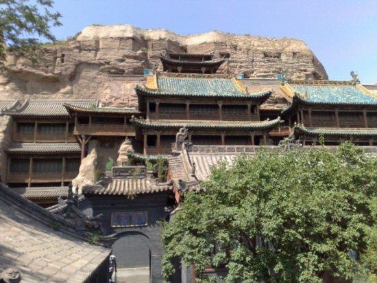 42-Yungang Grottoes Datong