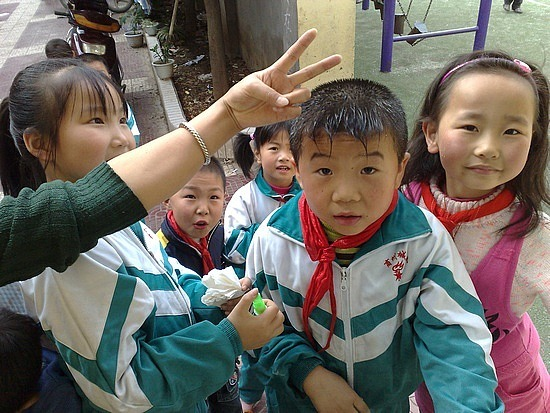 WOW!  My Fifth Birthday In China