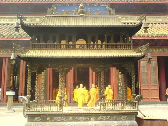 Kaifeng - Grand Buddha Temple (8)