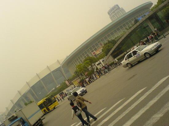 Shanghai City Temple Adventure (12)