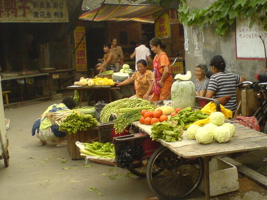 Kaifeng - City Walk (8)
