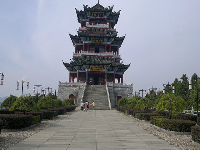 Pagoda Hill & Temple Lake Ride