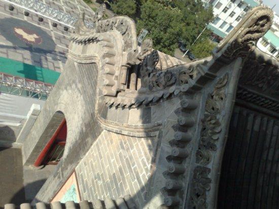 1-Bell Tower & Zhongshan Park