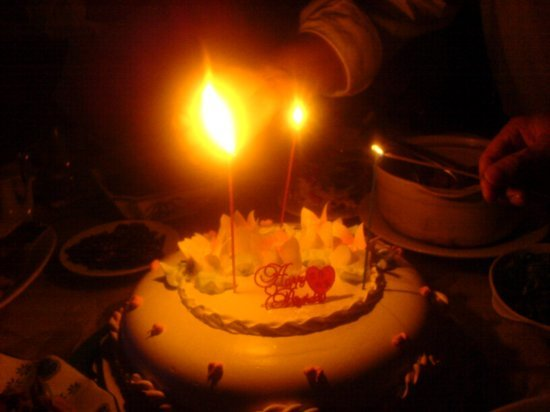 My Happy Third Birthday In China 5