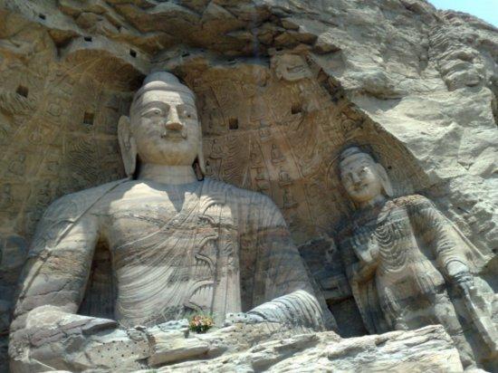 8-Yungang Grottoes Datong