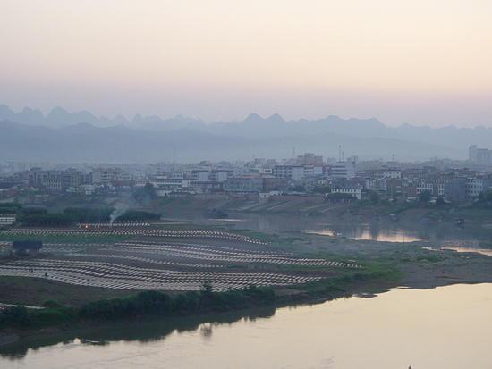 Tianyang Ride