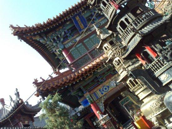 7-Temples & Parks City Walk