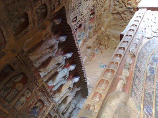 2-Yungang Grottoes Datong
