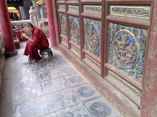 27-Wutai Shan Temple Adventure