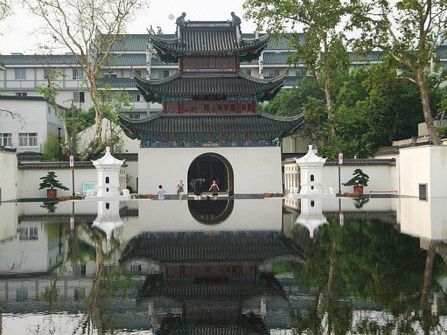 The Fuzi Temple Tourist Complex