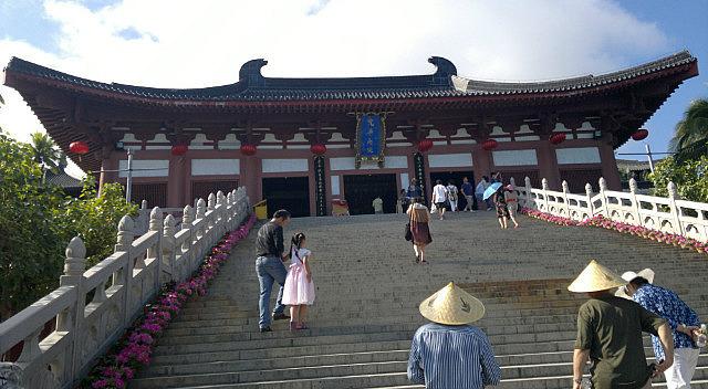 Nanshan Cultural Park & Temple Adventure