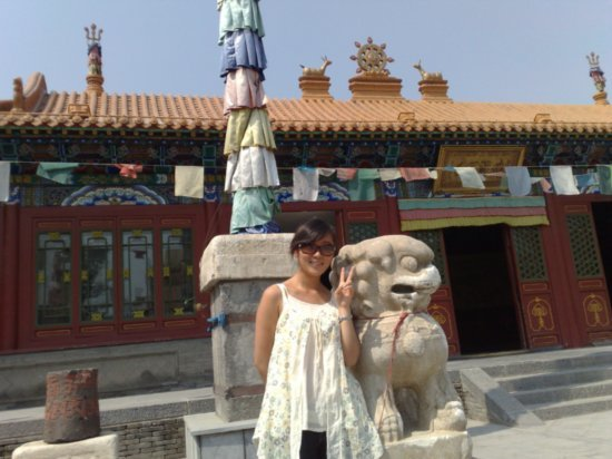 33-Wuta Pagoda & Da Zhao Temple