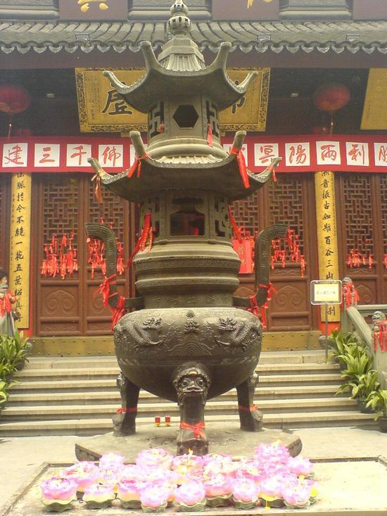 Shanghai City Temple Adventure (32)