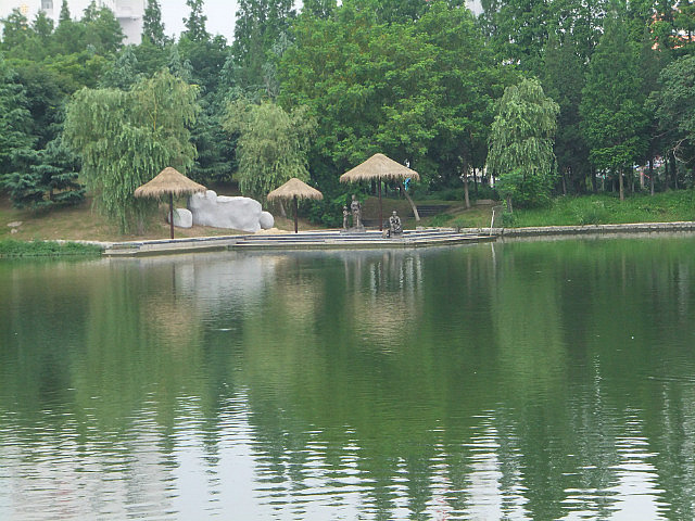 Bochishan Lake With Alica Adventures
