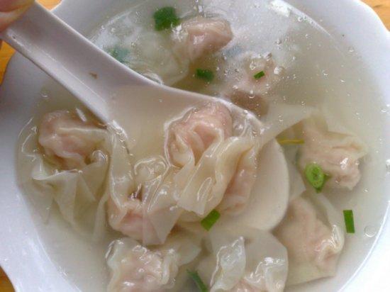 Delicious Won Ton Soup Snax