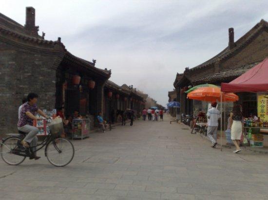 8-Pingyao Wall Adventure