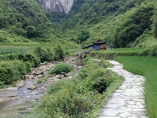 Ancient Dehang Village