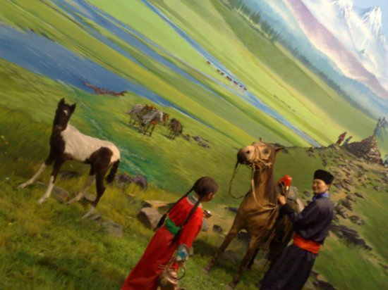14-Inner Mongolia Museum