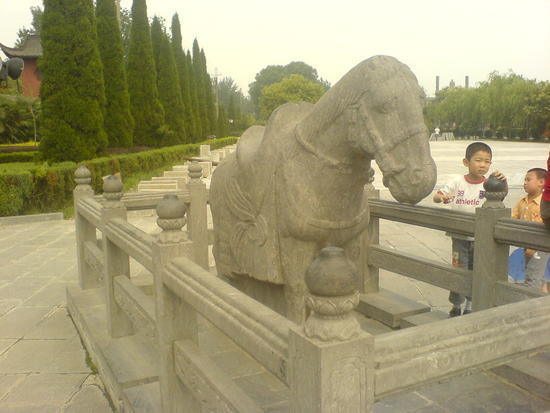 Luoyang White Horse Temple (5)