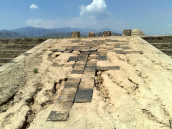 19-Western Xia Tombs No 3